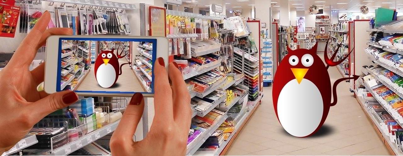 Como influye el uso del smartphone en las decisiones de compra.